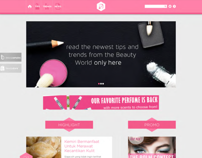 BeautyTreats Indonesia blog (2014)