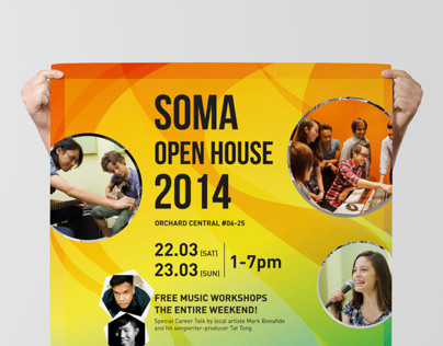 SOMA Open House 2014
