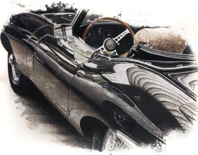 cars on paper