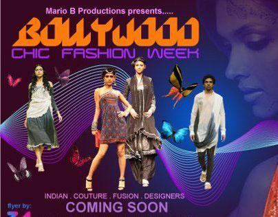 Bollywood Chic Fashion Week 2011
