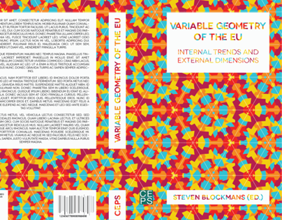 """""""Variable Geometry of the EU"""" Cover"""