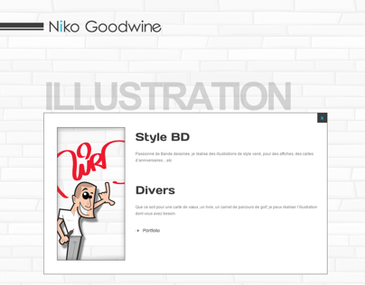 WEBSITE - Niko Goodwine
