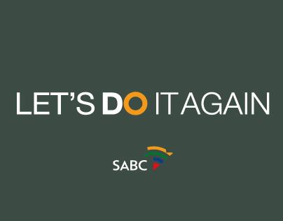 SABC Lets do it again pitch