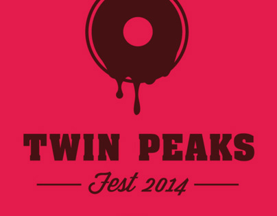 Twin Peaks Festival T Shirt