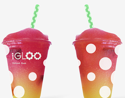 IGLOO Slush – branding