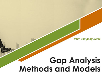 Gap Analysis Methods and Models PPT
