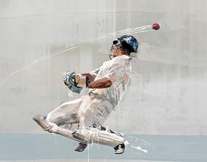 Bouncer_Cricket Ball