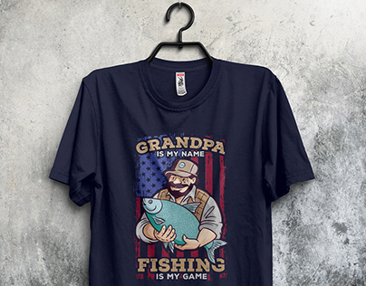 Fishing T-Shirt Bundle