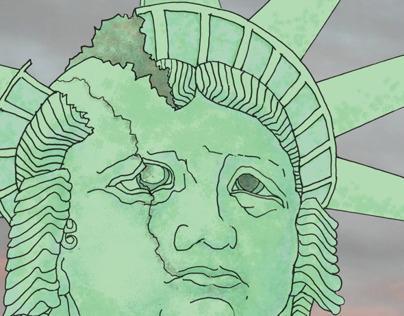 Stop Keystone XL (aka Ailing Liberty)