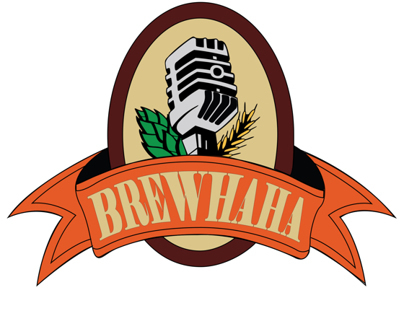 BREWHAHA COMEDY BAR Identity Package, Website