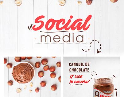 Q' rico - Danec | Social media 2019