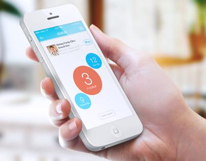 HeyDoc - A Clinic Queuing App.