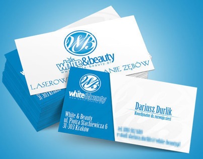 Design classic business cards