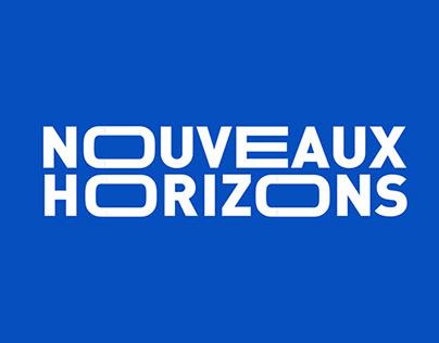 Branding Nouveaux Horizons 2019