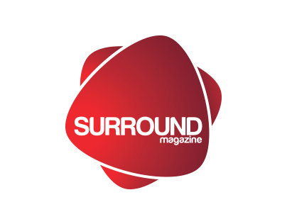 Surround Magazine Branding Identity