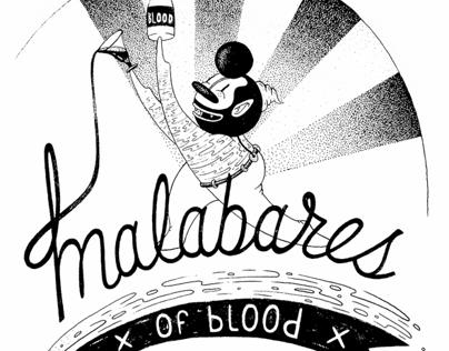 Malabares of blood