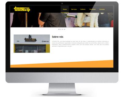 Website - Perfect Pet