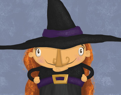 Witch Character Study