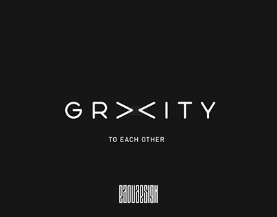 Gravity. to each other.