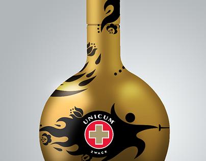 Zwack Unicum Rio 2016 concept