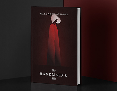 The Handmaid's Tale & The Testaments Book Cover Design