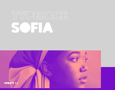 Sofia Free Font - UPDATE