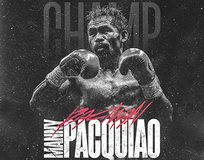 "WBA Welterweight Champion | Manny ""Pacman"" Pacquiao"