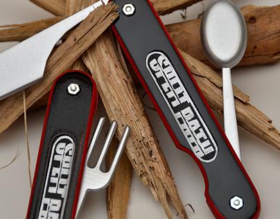 Split Path camping cutlery