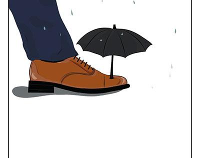 Kiwi Shoe Polish - Campaign