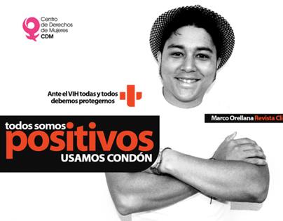 Campaña CDM VIH/SIDA