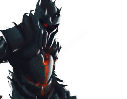 Necron Knight