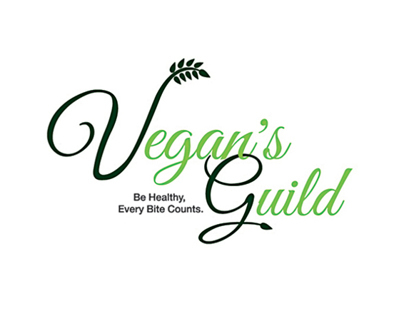 Vegan's Guild Logo Design