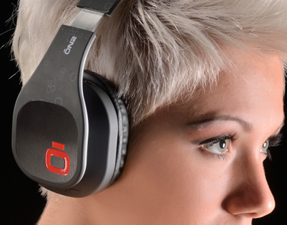 SYMPHONY ON2 // High definition sound Headphones