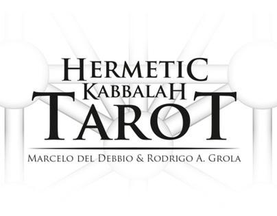Hermetic Kabbalah Tarot - 1ª Edição