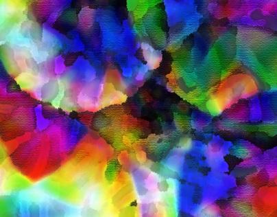 Arte Abstrata - pte. 1
