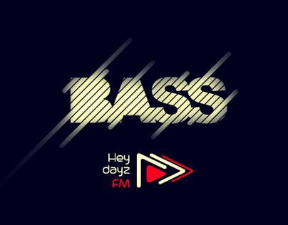 Heydayz FM - Logo Desgn