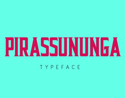 Pirassununga Typeface