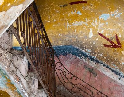 Stairways - Havana CUBA