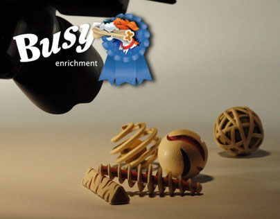 Puringa Busy by Nestlé