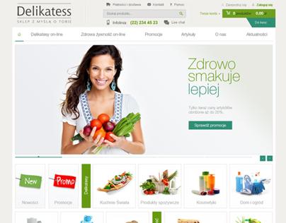 Delikatess - store