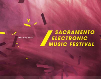 Sacramento Electronic Music Festival