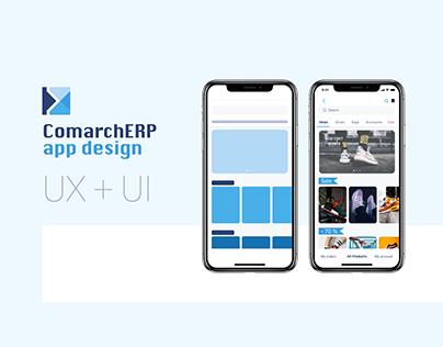 E-commerce UX/UI Design