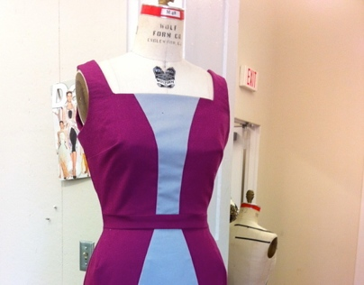 Draping Project: Apparel II