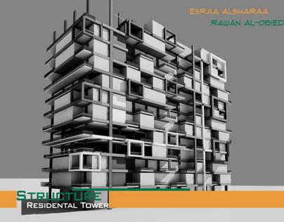 Structure Residential Building || تنفيذية بناء سكني