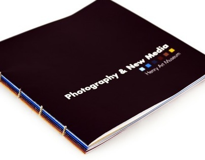 Henry Art Gallery Photo Collection Book