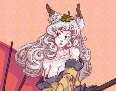 Muramasa: The Demon Blade - Kitsune