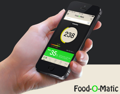 Food-o-matic App - 1st revision -