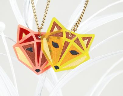edelconfetti Animal Necklaces