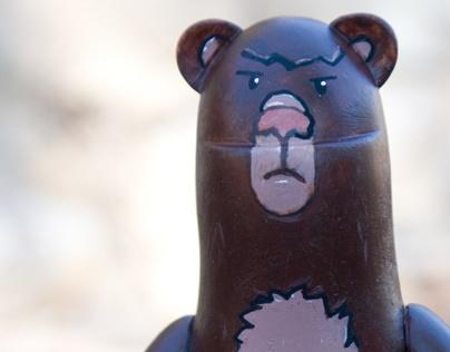 Lumberjack & Angry Bear