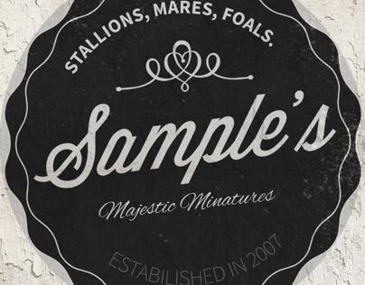 Sample's Majestic Miniatures